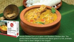Kerala Boneless Chicken Curry Banner