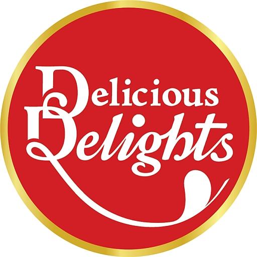 Brand Delicious Delights Logo