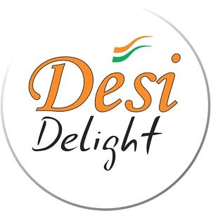 Brand Desi Delight Logo