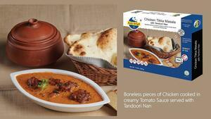 Tandoori Nan - Boneless Chicken Tikka