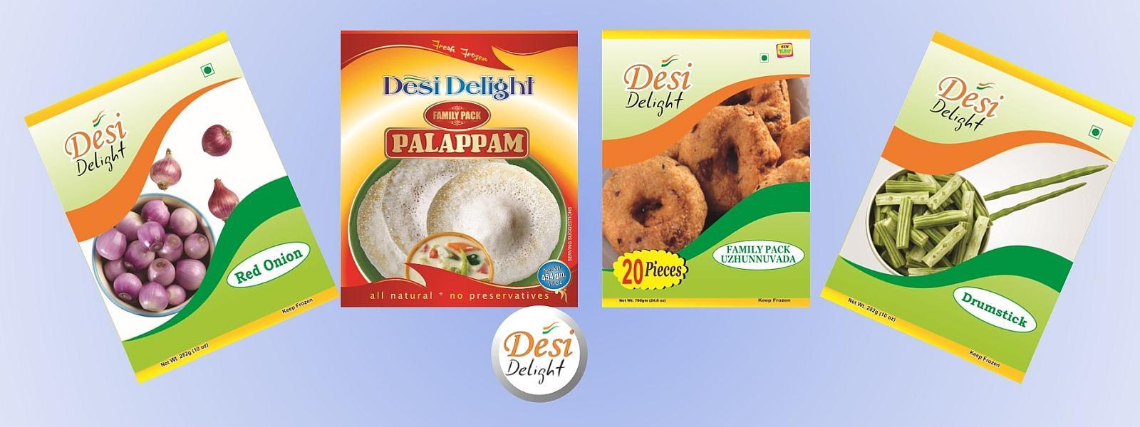 Parayil Group - Desi Delight