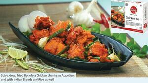 Chicken 65 Banner