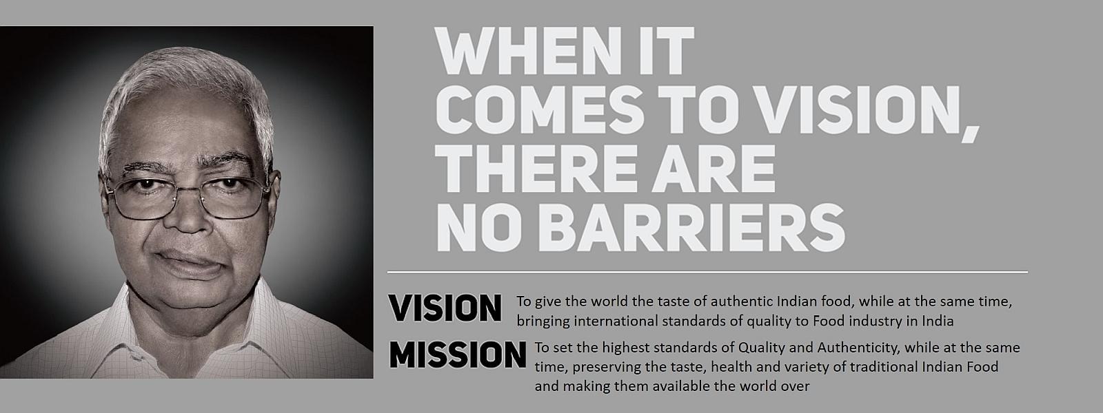 Parayil Group - Vision