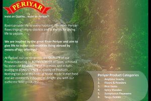 Periyar-Foods-Product-Brochure